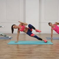 10 Minute Flat Belly Workout